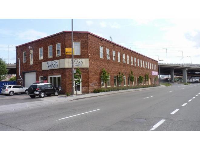 Bureaux Quebec : Bureaux et entrepôt à louer boulevard des capucins québec 300 6000